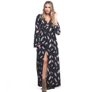 Buddy Love boho maxi dress